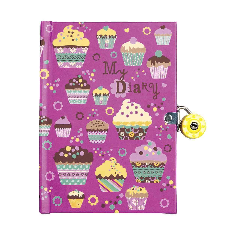 Cupcakes Diary By Phillips, Jillian (ILT)